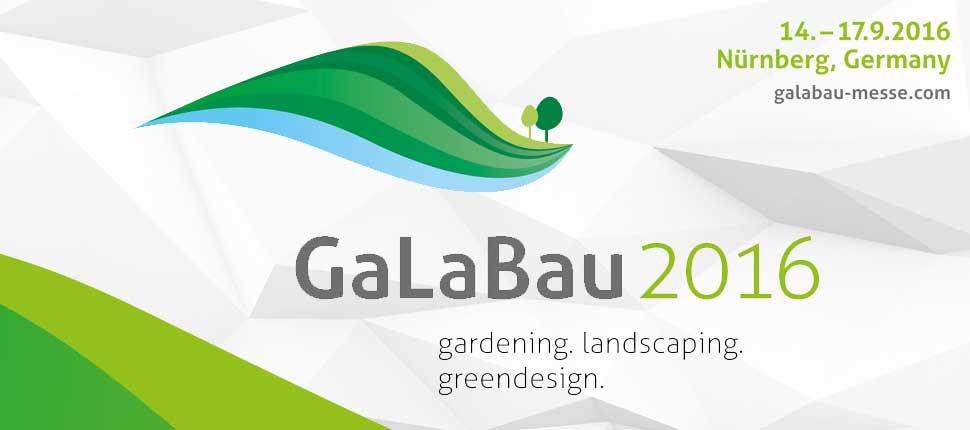 Galabau Messe galabau 2016 engcon